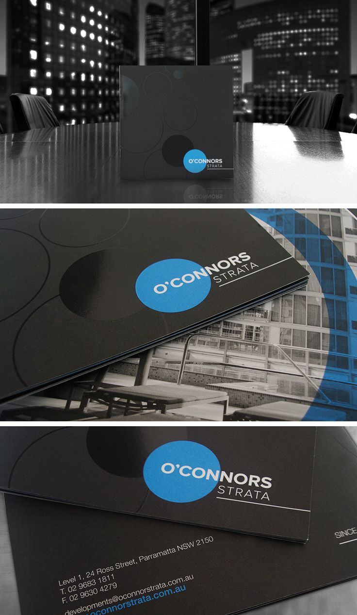 The O'Connors Strata Brochure was designed and printed to showcase the leading strata management company. View more > http://ow.ly/I3gAl #EmoceanStudios #GraphicDesign #BrochureDesign #Sophisticated #Design #PrintDesign #Printing #UvSpot #DesignStudio #StrataManagement #City