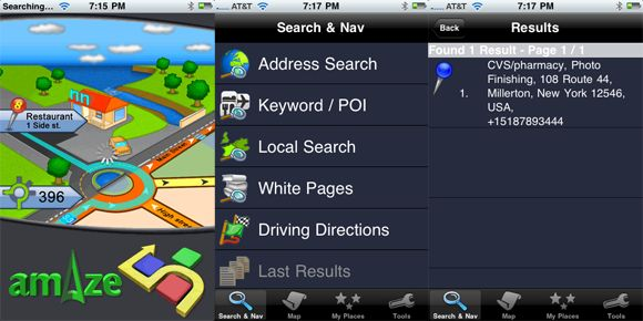 iphone gps tracking app hiking