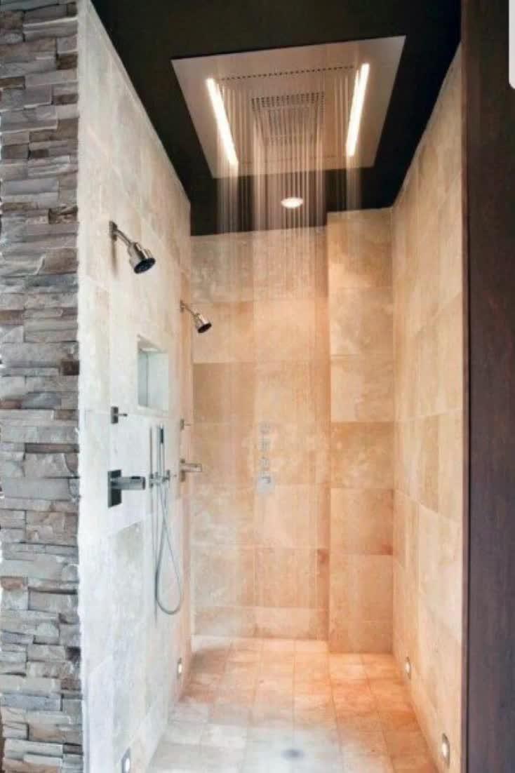 Top 50 Best Shower Lighting Ideas Bathroom Illumination In 2020 Shower Remodel Shower Lighting Bathroom Interior
