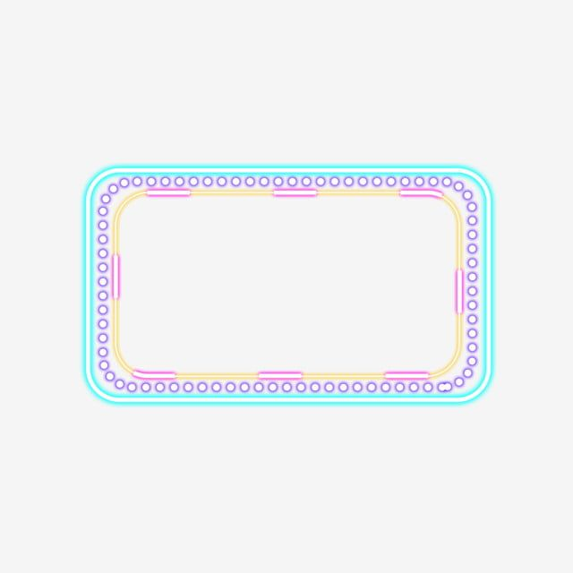 Pink And Blue Neon Frame Design Element Free Image By Rawpixel Com Aum Powerpoint Background Design Neon Png Neon Backgrounds