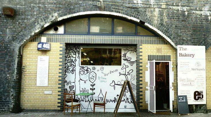 e5 Bakehouse in London