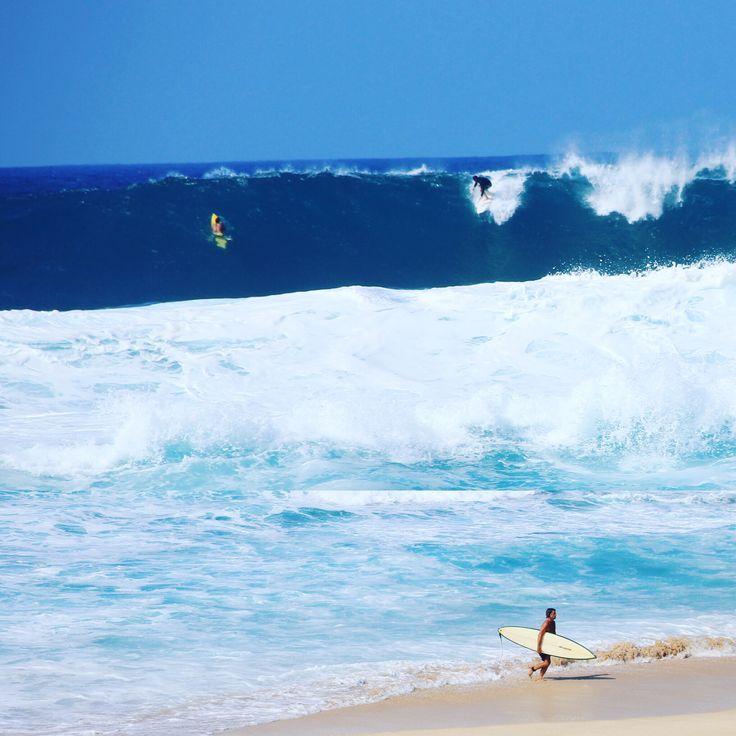 Sunset Beach, North Shore, Hawaii www.thegirlswhowander.com