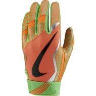 Men's Nike Vapor Jet 4 Snake Football Gloves