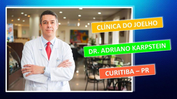 www.cirurgiadejoelho.med.br / Médico ortopedista especialista em cirurgia de joelho, artroscopia e Medicina Esportiva em Curitiba - Paraná.