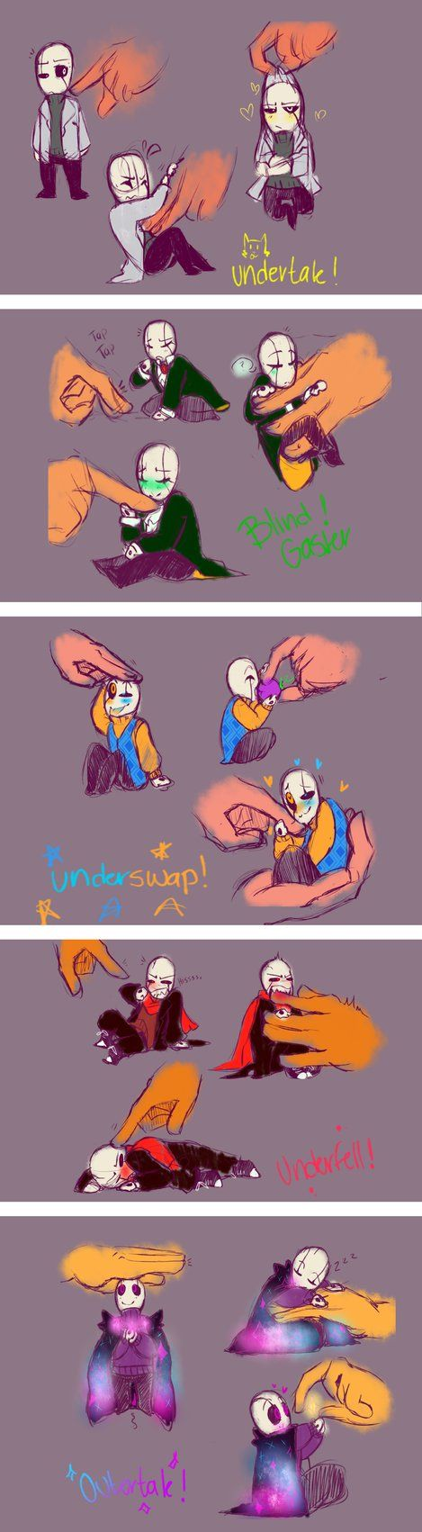 so both one and two of this comic was inspired by this song...soon I will get to Outertale!Gaster song---->www.youtube.com/watch?v=ZsoUa1… part1:bunnymuse.deviantart.com/art/I…