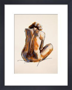 Life Drawing 2 by Nicola King