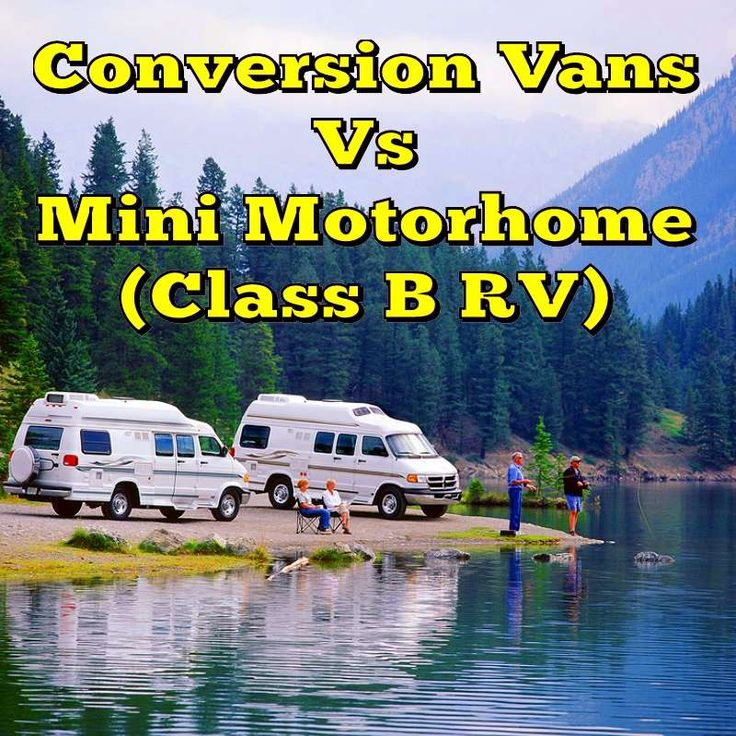 Conversion Vans Vs Mini Motorhome (Class B RV): How many people know the difference between a Conversion Van, Camper Van, or Mini-Motorhome... Read More: http://www.everything-about-rving.com/conversion-vans.html Happy RVing! #conversionvan #rving #gorvin