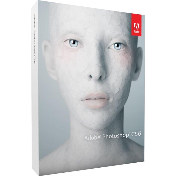 Adobe Photoshop CS6 - for Mac, English, 1 User