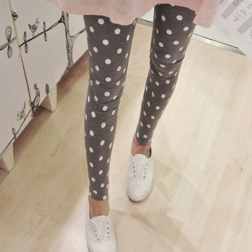 Polka Dot Leggings