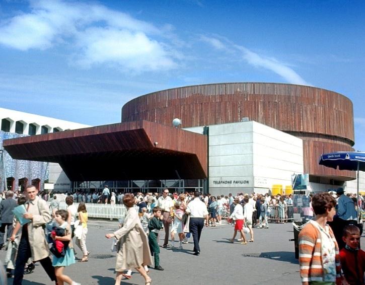 Le Pavillon du Téléphone à l'Expo 67 The Telephone Pavilion (Expo 67)