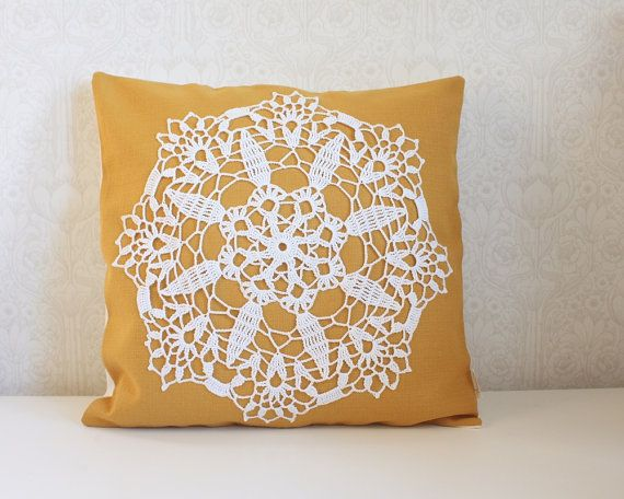 pillow cover 16x16 inches summer garden collection no26 by Tuuni, €37.00