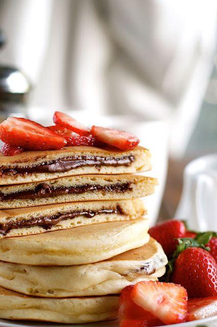 31 Delicious Pancake Recipes - Oh So Amelia