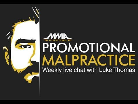 Live Chat: May-Mac News, Frank Mir to Bellator, Tony Ferguson vs. Kevin Lee