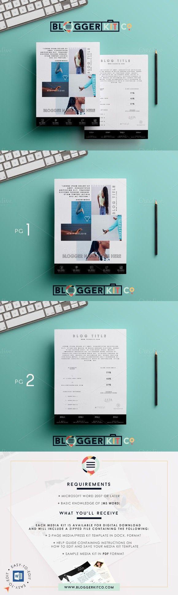 2PG Media Kit A Vibrant Thing