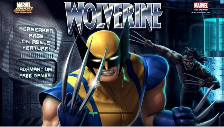 Wolverin online video slot - incredible win! http://videoslotsbonus.net/wolverine-video-slot.html