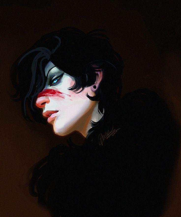 Marian Hawke by Pheberoni.deviantart.com on @DeviantArt