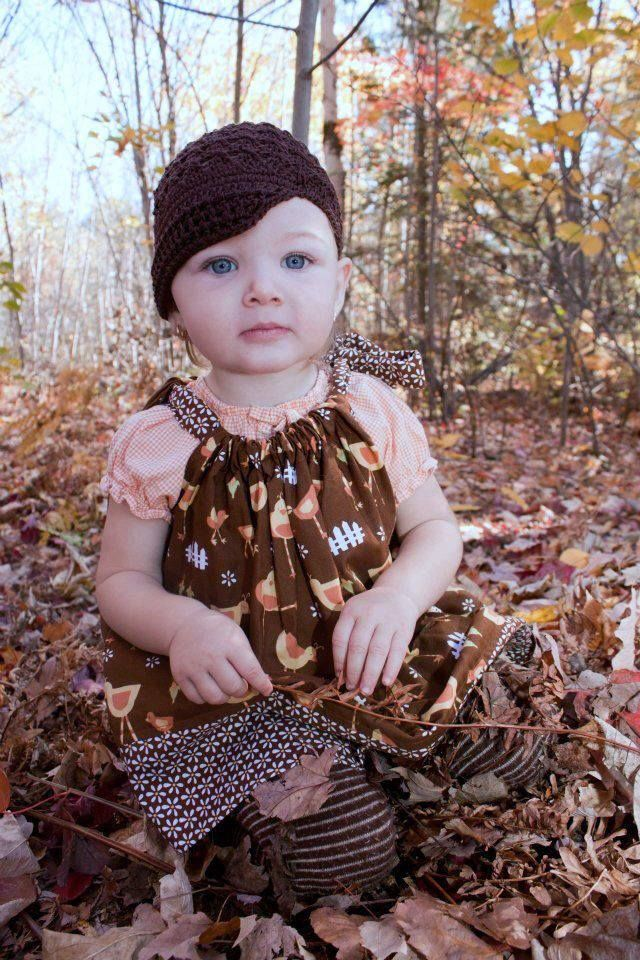 Cute Fall dresses and hats!