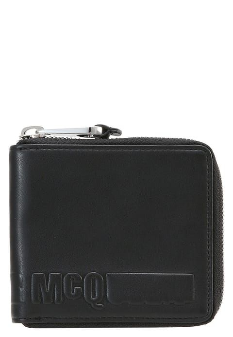McQ Alexander McQueen Wallet - darkest black for £104.99 (02/09/17) with free delivery at Zalando