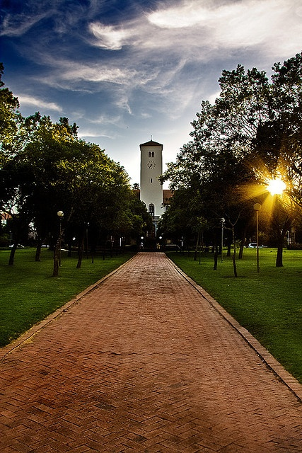 Rhodes University - Grahamstown, South Africa