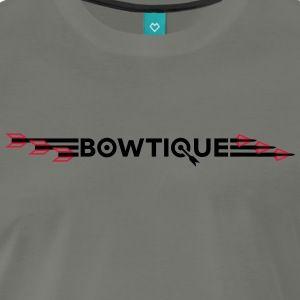Bowtique Arrows - Männer Premium T-Shirt