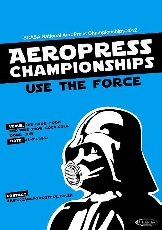 star wars aeropress championships