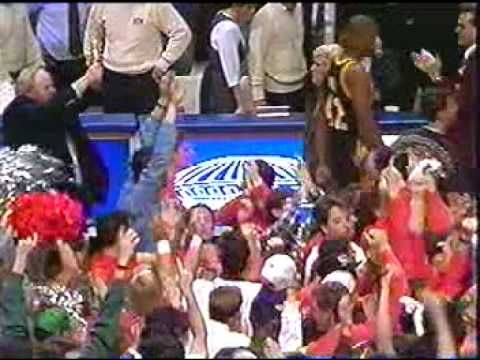 Andy Kaufmann Buzzer Beater vs. Iowa