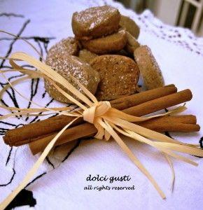 biscotti alla cannella di Anna Parisi