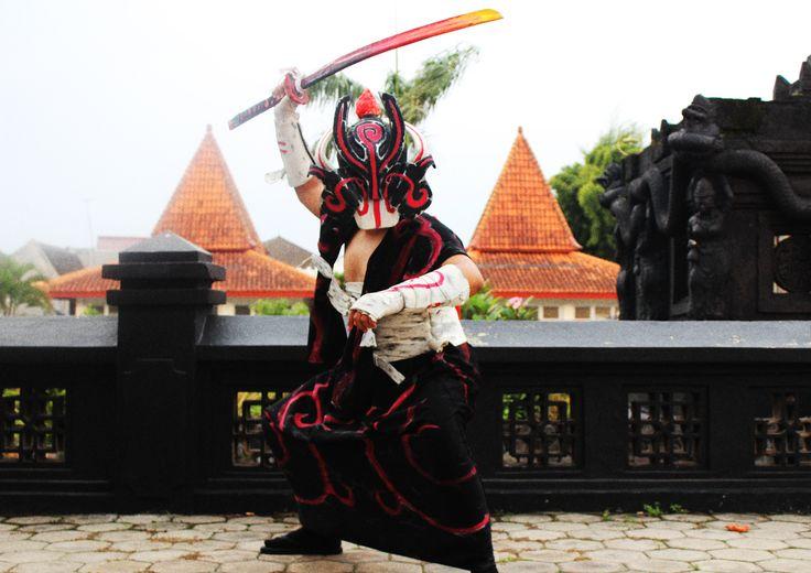 I'm The Juggernaut ,Bitch.!! - Riga(BozDemon) juggernaut Cosplay Photo - Cure WorldCosplay