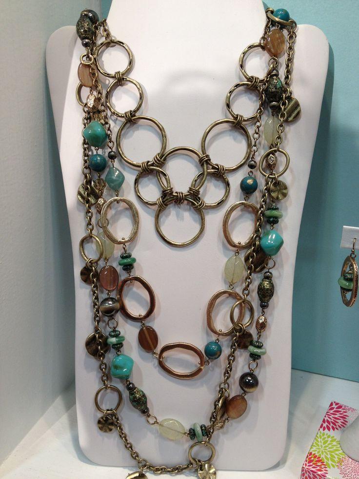 Madrid necklace St Lucia neklace Shake It Up necklace