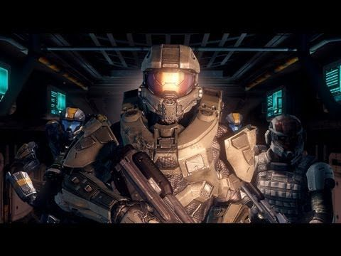 Master Chief and grunts perform and dance!