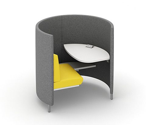Discover the POD: The future of individual workstations and study carrels. Available June 2015! http://www.agati.com/pod-workstation/