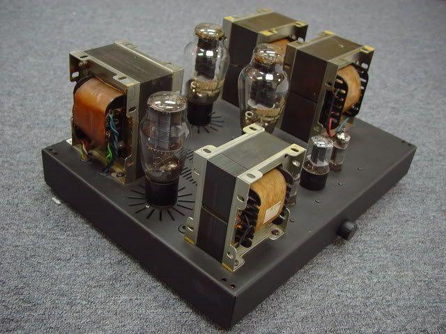 Audio Note Kit One 300B SE earlier version | Valve Amps ...