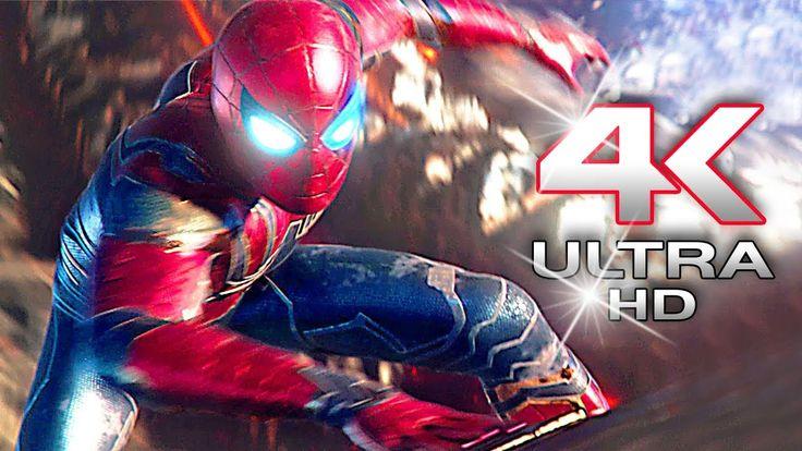 AVENGERS Infinity War 4K Trailer