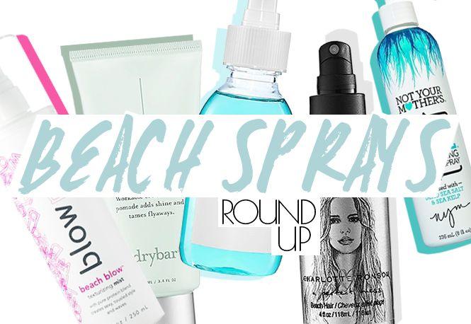 The Best Sea Salt Sprays For Beach Hair ThisSummer   StyleCaster