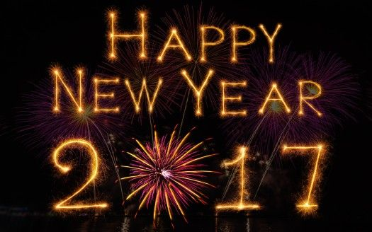 Happy New Year 2017 5K
