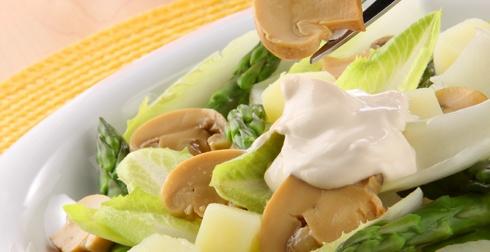 Ensalada Blanca: Food, Ensalada Blanca, Children, Verduras Vegetales, Ensaladas Variadas