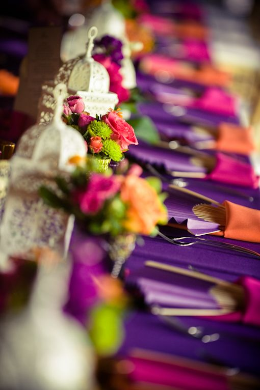 These Colors Will Leave A Lasting Impression On Your Guests For Sure Purple Nd Orange