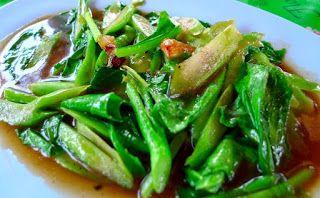 Resep Masakan Sehat dan Praktis Tumis Kailan Bawang Putih http://www.tipsresepmasakan.net/2016/10/resep-masakan-sehat-dan-praktis-tumis.html