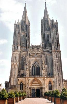 La cathédrale de Coutances -  - Vos plus beaux édifices religieux en France, Gilles Boisset