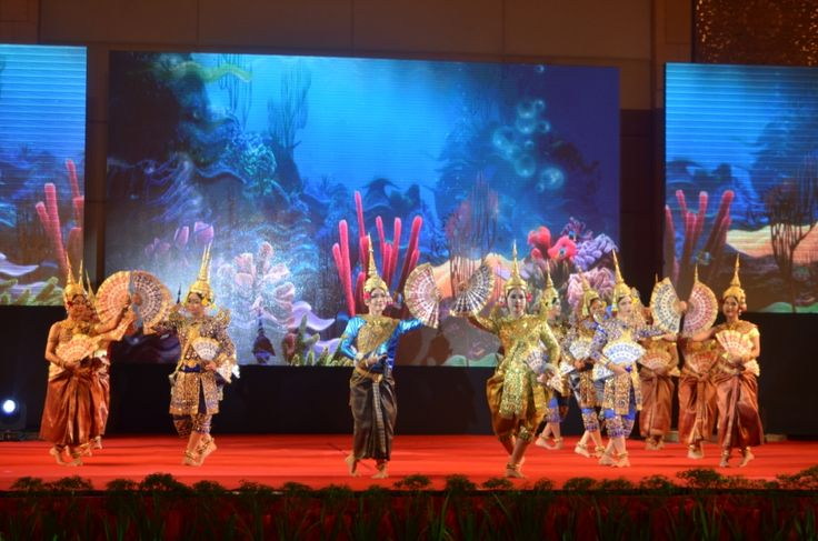 Khmer Dance 2017- European Council on Tourism and Trade