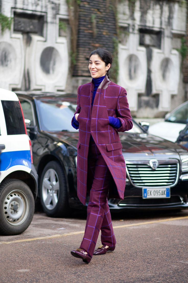 Milan Street Style: Caroline Issa