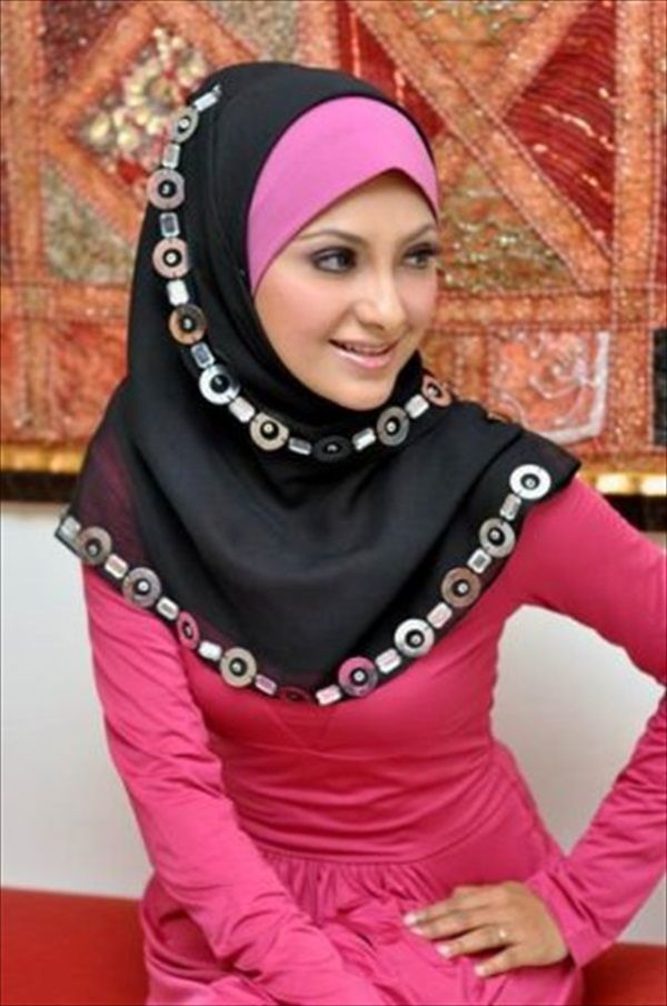 87 Best Images About Hijab On Pinterest Wedding Hijab Muslim Women And Style 2014