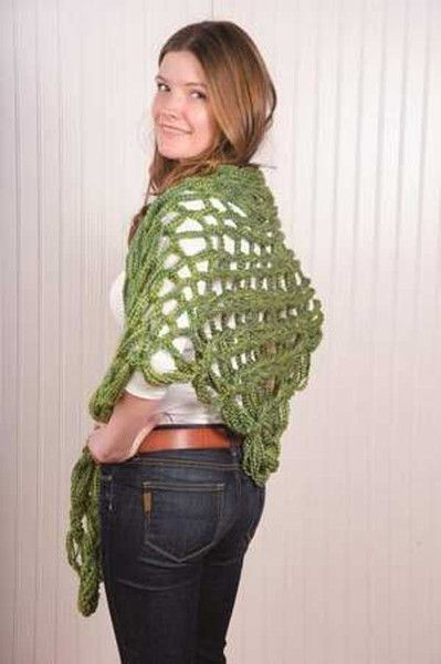 Picture of Arm Knitting: How to Make a 30-Minute Infinity Scarf & Other Great Projects