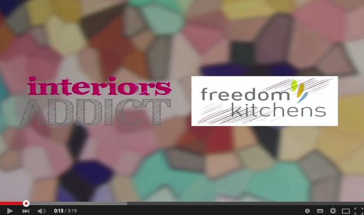 Interiors Addict TV: Josh & Jenna's Reno Rumble chef kitchen