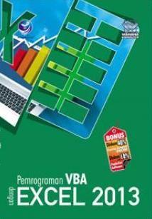 Pemrograman VBA dengan Excel 2013