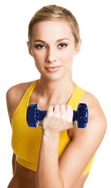Тренировки дома для девушек, план и упражнения