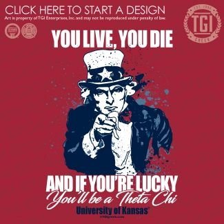 Theta Chi | ΘΧ | Rush | Fraternity Rush | TGI Greek | Greek Apparel | Custom Apparel | Fraternity Tee Shirts | Fraternity T-shirts | Custom T-Shirts