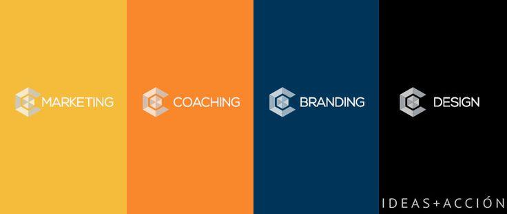 Nuestros servicios #Creactiva #IdeasMasAccion #Marketing #Coaching #Branding #Design