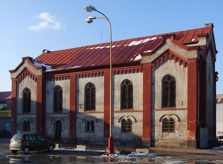 Ružomberok synagogue