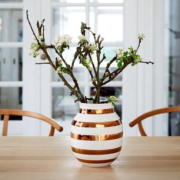 Kahler Omaggio jubileums vase.